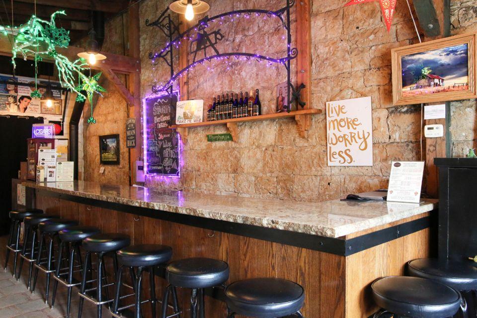 Stevenot Wine Tasting Bar