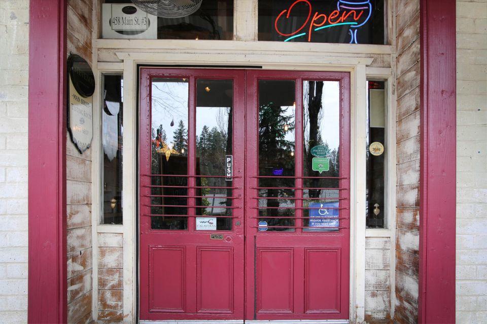 Stevenot Winery Front Exterior